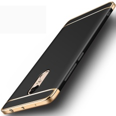 3in1 Ultra-thin Electroplated PC Back Cover Case for Xiaomi Redmi Note 4 - intl