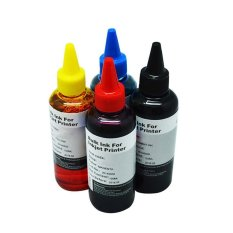 List Price 4 Bottle Of Universal Printer Refill Ink Refill Dye Ink Bottle Black Cyan Magenta Yellow 100 Ml Each For Brother Canon Epson Hp Printer For Ciss System Ink Refill Bulk Ink Intl No Brand