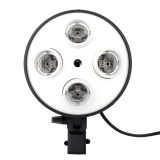 4 In 1 E27 Base Socket Light Lamp Bulb Holder Adapter For Photo Video Studio Softbox Intl Lowest Price