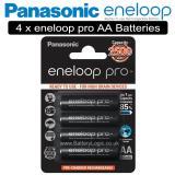Buy 4 X Panasonic Eneloop Pro Aa Nimh Rechargeable Battery Online Singapore