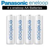 4 X Panasonic Eneloop Rechargeable Aa Ni Mh Battery Battery Best Buy