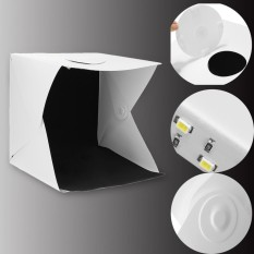 Sale 40Cm 16 Light Room Photo Studio Photography Lighting Tent Kit Backdrop Cube Box Intl Not Specified On China