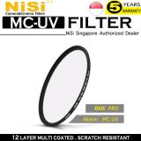 Compare Price 46Mm Nisi Mc Uv Professional Ultra Thin Filters Double Side Multi Coating Uv Filter Nisi On Singapore
