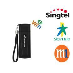 Review 4G Lte Wifi Router Mobile Hotspot Usb Brandband For Singtel Starhub M1 Intl China