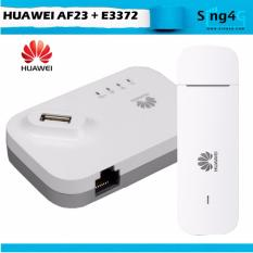 4G Sim Card Router 32 WIFI and 1LAN Huawei AF23 and Huawei E3372