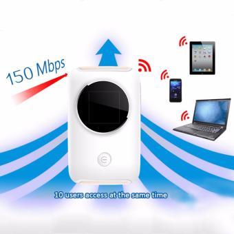 Surprise Big Deal Shock! 4G Wifi Router 150Mbps Hotspot Car