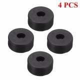 Retail Price 4Pcs 38Mm X 15Mm Hifi Speaker Cabinets Rubber Feet Bumpers Damper Pad Base Case New Intl