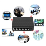 Price 5 Port 100 1000 Mbps Desktop Ethernet Network Lan Power Adapter Switch Hub Intl Online China