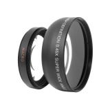 Best Rated 55Mm 45X Wide Angle Macro Conversion Lens For Dslr Dc Camera Intl