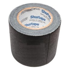 55mm X 5m Black Shurtape Gaffer Tape (m).