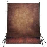 Cheap 5X7Ft Abstract Brown Studio Vinyl Cloth Photography Backdrops Photo Background
