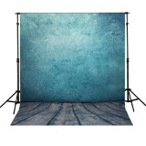 5X7Ft Blue Studio Vinyl Cloth Photo Backdrops Photography Background Prop New Price Comparison