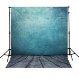 Sale 5X7Ft Blue Studio Vinyl Cloth Photo Backdrops Photography Background Prop New Oem Wholesaler