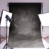 5X7Ft Retro Grey Black Vinyl Studio Photo Backdrop Props Background Brand New Export Discount Code