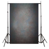 Buy 5X7Ft Vinyl Black Grey Retro Studio Photo Backdrop Photography Background Props China