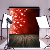 Sale 5X7Ft Vinyl Valentine S Day Photography Wood Background Photo Studio Backdrop Intl China