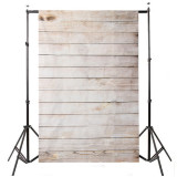 Top Rated 5X7Ft Wood Wall Vinyl Cloth Studio Props Backdrop Photography Photo Background
