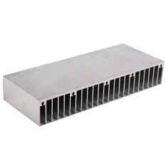 Buy Cheap 60X150X25Mm Aluminum Heat Sink For Led And Power Ic Transistor H148
