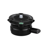 Great Deal 69Mm Speedy Adjustable Leveling Base Panning Level With Offset Bubble Level For All Tripods With 1 4 3 8 Thread Export