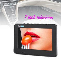 Who Sells The Cheapest 7 Inch 16 9 Digital Analog Television Resolution Portable Tv Intl Online