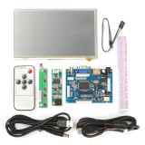 Review 7 Inch Hdmi Hd 1024X600 Touch Screen Display Module Board Kit For Raspberry Pi Intl Not Specified