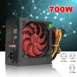How To Get 700W 12V Atx Computer Power Supply 12Cm Fan 20 4Pin For Intel Amd Pc 110V 230V Intl