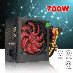 Who Sells The Cheapest 700W 12V Atx Computer Power Supply 12Cm Fan 20 4Pin For Intel Amd Pc 110V 230V Intl Online