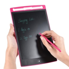 Sale 8 5 Inch Ultra Bright Lcd Writing Pad Digital Drawing Tablet Electronic Graphic Board With Stylus For Children Businessmen Dumb Deaf People Intl Hong Kong Sar China Cheap