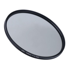 New 86Mm 95Mm 105Mm Cpl Circular Polarizer Polarizer Filter For Camera Lens Grey 105Mm Intl