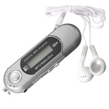 Store 8G Usb Flash Drive Lcd Screen Mini Mp3 Music Player With Fm Radio 8Gb Car Silver Oem On Singapore