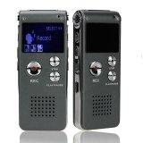 8Gb Brand Mini Usb Flash Digital Audio Voice Recorder 650Hr Dictaphone Mp3 Player Grey Pen Drive Grabadora De Voz Pen Record Intl Zmgang Discount