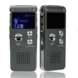 Sale 8Gb Brand Mini Usb Flash Digital Audio Voice Recorder 650Hr Dictaphone Mp3 Player Grey Pen Drive Grabadora De Voz Pen Record Intl Zmgang