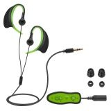 Buy 8Gb Mp3 Music Player Waterproof With Headphone Clip Design For Swimming Running Diving Intl Lavod