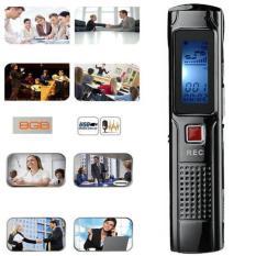 8Gb Steel Stereo Recording Mini Digital Voice Recorder Audio Recorder Mp3 Player Intl Nagostore Discount