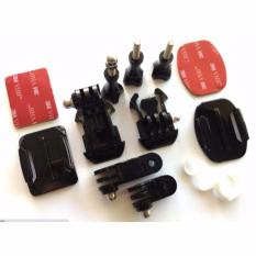 9 In 1 Components Kit Set For Gopro Hero Other Action Camera For Sale