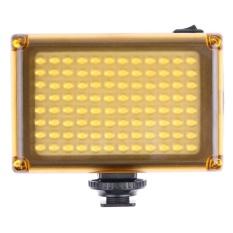 96 Led Phone Video Light Photo Lighting On Camera Hot Shoe Led Lamp (yellow) - Intl By Crystalawaking.
