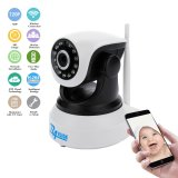 Discounted 960P Bavision Wifi Ip Camera Wireless Home Security Trailer Cameras Dog Baby Monitor Video Nanny Cam Night Vision Plug Play Pan Tilt With Two Way Audio