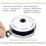Sale Mini Wifi 360 Panoramic 960P Fisheye Ip Camera Oem On Singapore