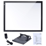 A3 47 37Cm 21 4 Inch Led Artist Stencil Board Tattoo Drawing Tracing Table Display Light Box Pad Led Copy Board Intelligent Touch Control 3 Adjustable Brightness Levels With Multifunction Holder Intl Discount Code