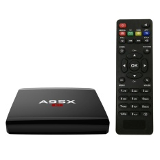 Wholesale A95X R1 Smart Android 7 1 2 Tv Box Amlogic S905W Quad Core H 265 Vp9 Mini Pc 1Gb 8Gb Dlna Miracast Airplay Wifi Lan Hd Media Player Eu Plug Intl