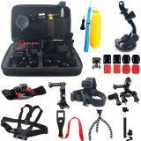 Cheap Accessories Kit For Hero Session 6 5 4 3 3 2 1 Sj4000 Sj5000 Camera Intl