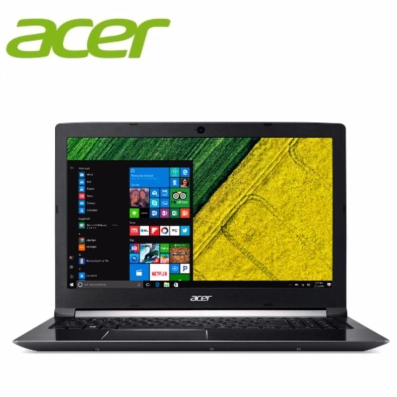 Acer Aspire 7 (A715-71G-53F8) 15.6 FHD LED backlit TFT LCD Processor   Intel® Core™ i5-7300HQ processor (Up to 3.5GHz, 6MB L3 cache) OSWindows 10 Home Memory8GB DDR4 RAM Storage1TB HDD Graphic NVIDIA® Geforce GTX 1050 ( 2GB GDDR5 VRAM)