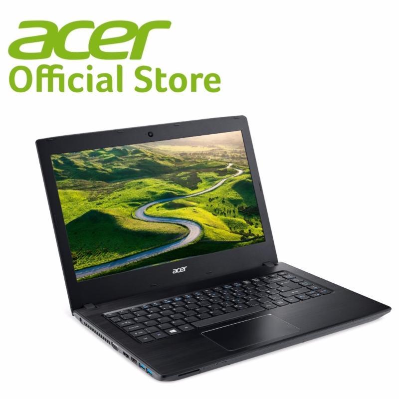 Acer Aspire E14 (E5-475G-79YG) - 14/i7-7500U/8GB DDR4/1TB/Nvidia 940MX/DVDRW/W10 Laptop (Grey)