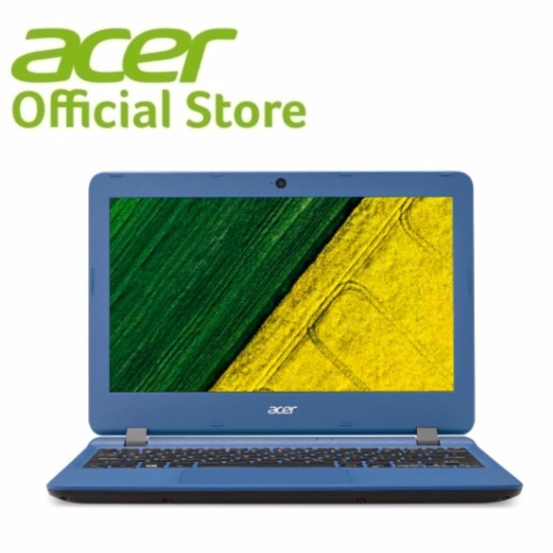 Acer Aspire ES11 (ES1-132-C822) 11.6 Ultrathin 4GB Ram/64GB eMMC/W10 Laptop (Blue)