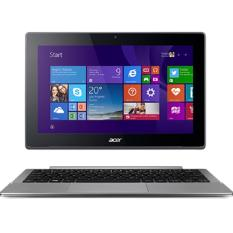 ACER ASPIRE SWITCH 11 V(SW5-173-67WY) Intel® Core™ M-5Y10c processor (800MHz, 4MB L3 cache) • Windows 10 Home • 11.6 FHD IPS 10 point Multi-Touch Screen with Active Pen Support • 4GB RAM, 128GB SSD + 500 GB HDD • 5MP Rear Camera/ 1MP Front Camera