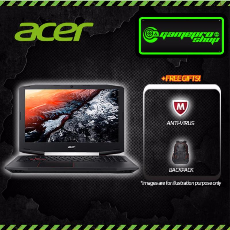 Acer Aspire VX15 (VX5-591G) (I7-7700HQ/8GB/256GB SSD/4GB NVIDIA GTX1050 DDR5/15.6FHD/W10) *PC SHOW*