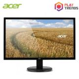 Compare Price Acer K202Hql Lcd Monitor Vga 19 5 Hd Um Iw3Ss 012 Black On Singapore
