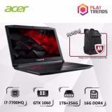 Sale Eol Acer Predator Helios 300 G3 572 7570 15 6 I7 7700Hq 16Gb Ddr4 256Gb Ssd 1Tb Hdd Nvidia Gtx1060 W10 On Singapore