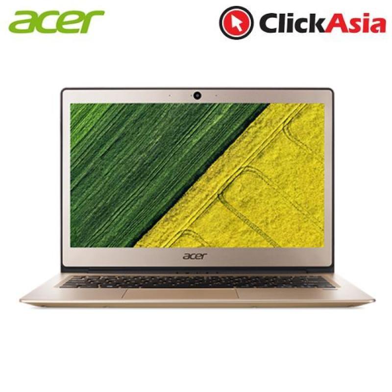 Acer Swift 1 (SF113-31-C8DY) - 13.3/Celeron N3350/4GB/64GB eMMC/W10 (Gold)