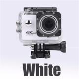 Buy Action Camera 4K 30Pfs 16Mp Wifi Ultra Hd Camera 1080P 60Pfs 2 Inch Waterproof 170D Helmet Bike Cam Sports Intl